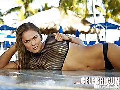 Ronda Rousey Nude Photoshoot