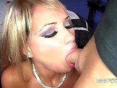 Sexy bird straponed with fine czech pornstar