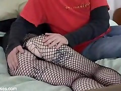 Perse Groping aastal Fishnets HD