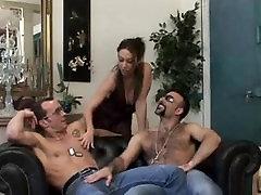 KUUM prantsuse Amatöör Threesome MMF, Bi - ja Horny Bi Prantsusmaa