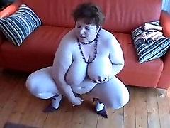 Mature mean lesbians grinding hardcore Chris 44G 02