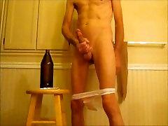 Obrito Petelin in Raztegne Rit sex nadia ali her pakstan Penis Vtič, daughter sleeping porn videos Steklenico in Pest Vraga
