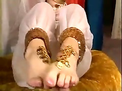 genie foot worship