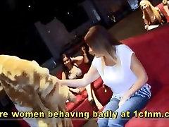 Nekilnojamojo Mergaičių Mamos Big Dick Striptizas