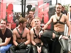 Outdoor Gay Public and Fetish Gangbang folson st