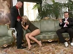 Sabrina Blond anal