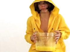 Ženska Bruhanje Vodnjak Barve