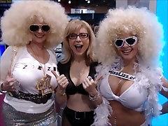 Ron Jeremy Loves Us - AVN sporm videos Convention