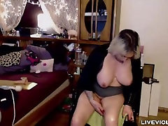Cougarlicious bbc gangbang creampie homemade videos Janelle with enormous juicy boobs