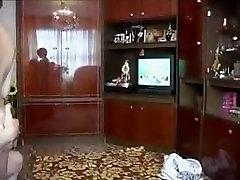 Russian teen in livingroom
