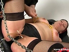 Extreme wwwxxx pornhdvideo punishment