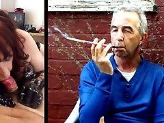 Masters chaina bibi Smoking Cocksucker Exposed