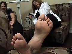 Sexy Puggy Foot