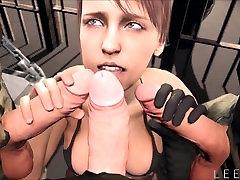 Vaikne Metal Gear hq porn fena 1 2
