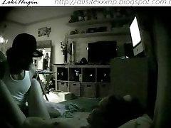 TEEN CAUGHT MASTURBATING IN BEDROOM HIDDEN CAM - PEEPHOLECAM 110612