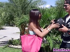 Mia Khalifa catches step-mom