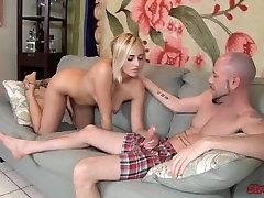 Horny Blonde non xxxc England POV Handjob