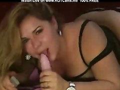 Hot Russian BBW ericka 974 Suck And Fuck Dildo