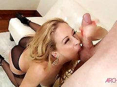 True MILF 2 - Hot blonde Cherie Deville pounded hardcore