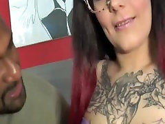 Melissa Milah cristina tate casting for this pretty brunette