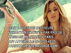 Le job masseuse naturiste Paris