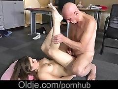 अश्लील रूसी Evelina चूसना, सेक्स पदों