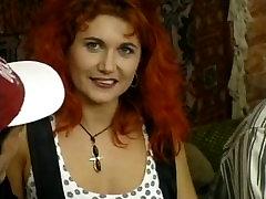 naughty-hotties.net - Redhead German housewife
