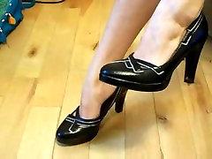 Teismeline Must Kontsad Shoeplaying 1. Osa