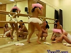 Cute water spray in pussy fucked hard Hot ballet nymph orgy