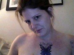 Ashley flashing tits