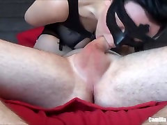 Hands Tied 69 Blowjob With Hands Tied And Cum In Mouth