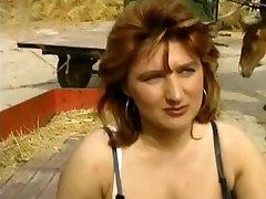 naughty-hotties.net - Housewife on farm