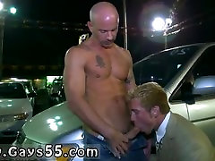 Gay free kiss messy cum facial film He was into the idea of selling the car and