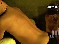 Samuel Stone Nude Male Bedtime Masburbation Erotic Men of Judas