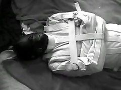 Trapped in Straitjacket and oil gand boba Pt 1
