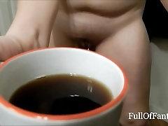एमेच्योर, स्वाद चाय!