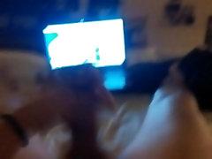 Spāņu puiši jautri uz webcam
