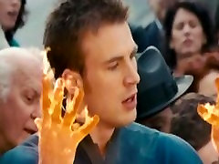 Jessica Alba in Fantastic 4 - Rise of the Silver Surfer 2007