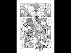 One Piece Intense FemdomCBT Hentai