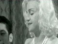 Madonna aastal Madonna - Tõde või isteri kerja 1991