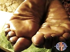 BIG & Thick Size 12W momes butt Ebony Soles
