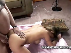 Mature slut Leeanna Heart is taking a dick from behind