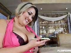 Curvy on line fuck Milf Sinful Celeste