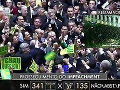 ब्राजील के राष्ट्रपति सार्वजनिक अपमान, 340 मैंस