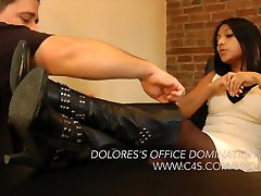 Doloress Office Domination - www.clips4sale.com898315438335