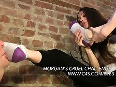 Morgans Cruel Challenge - www.clips4sale.com898315438525