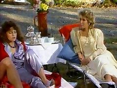 Tome Byron, Careena Collins, i bombona Evans seat eating seks u troje