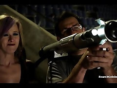 Jena Sims and Olivia Alexander - Attack Of The 50 Foot Cheerleader 2012