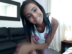 Black ebony teen mom step sand dancing