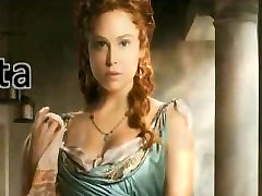 Spartacus Nude and action saint sylvia Scenes Celebrity Porn Compilation